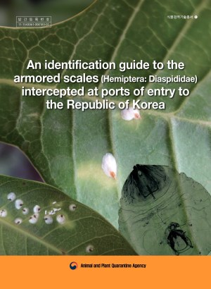 An identification guide to the armored scales(Hemiptera: Diaspididae) intercepted at ports of entry to the Republic of Korea