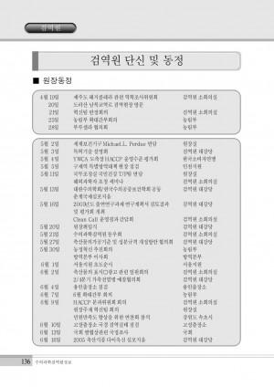 [2005]검역정보 28호