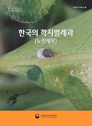한국의 깍지벌레과