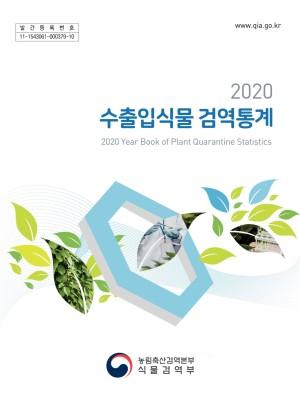 2020 수출입식물 검역통계(舊. 식물검역연보)